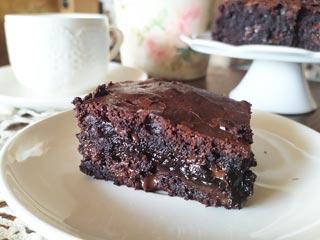 Brownie mocno czekoladowe