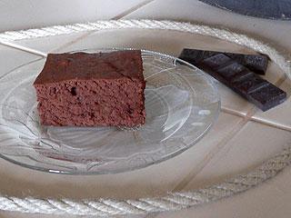 Ciasto czekoladowe z białek