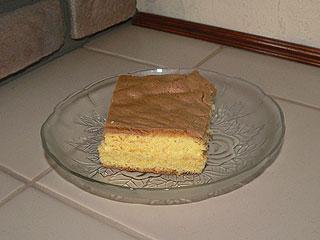 Ciasto na budyniach