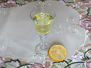 Cytrynówka - nalewka cytrynowa