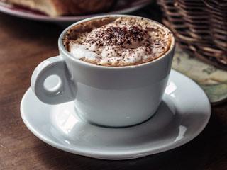 Kawa po brazylijsku z rumem
