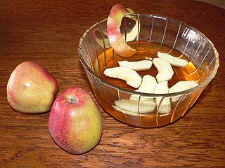 Kruszon jabłkowy z wanilią