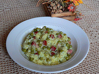 Risotto weneckie