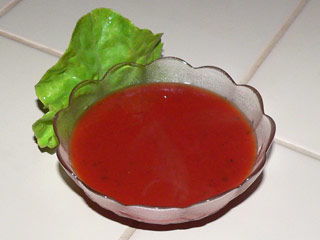 Sos pomidorowy z koncentratu
