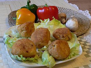 Sycylijskie kuleczki