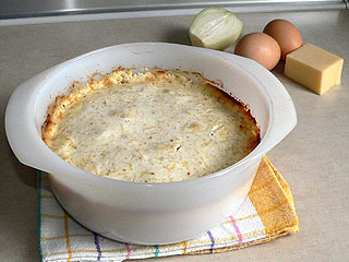 Zapiekanka z ziemniaków i mielonego mięsa