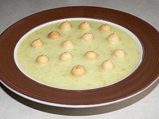 Zupa kartoflanka z porem
